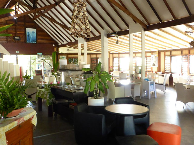 Havaiki Lodge - Restaurant