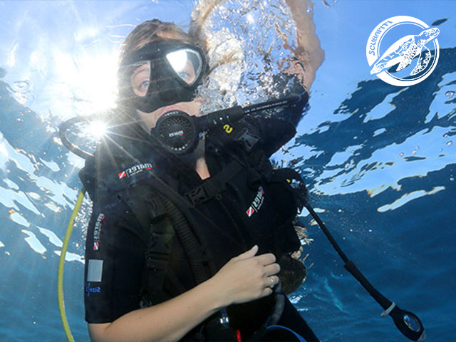 Scubapiti Moorea - PADI Open Water Diver - (4 Days)