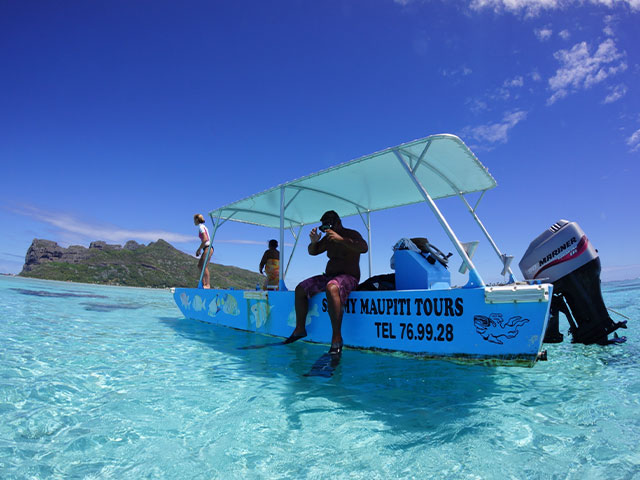Sammy Maupiti Tours - Excursions