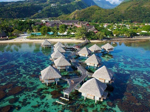 Tahiti Ia Ora Beach Resort - Hôtel