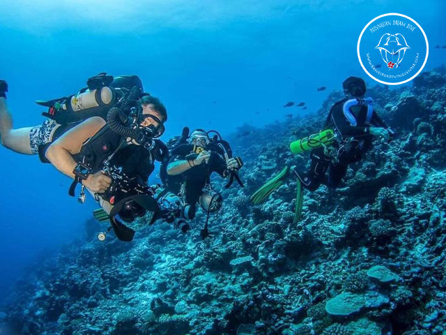 Rangiroa Diving Center - TDI Extended Range - (2 Days)