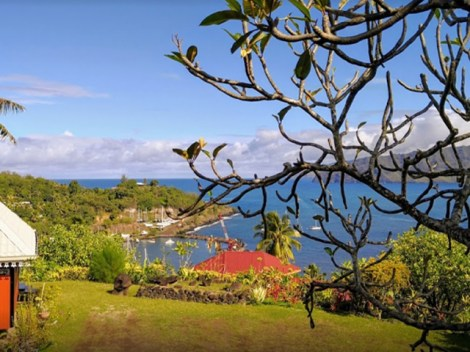 Temetiu Village - Pension | Hiva Oa | eDivingPass