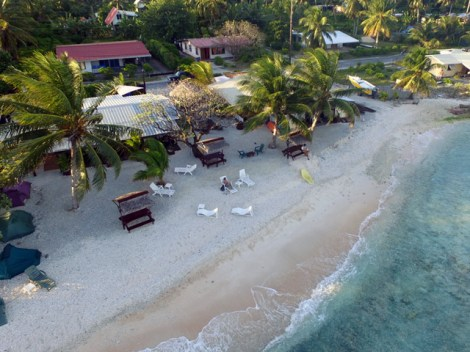Pension Rangiroa Plage - Pension & Camping | Hébergement | eDivingPass