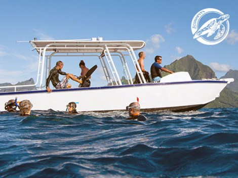 Scubapiti Moorea - PRIVATE Snorkeling - 1-5 persons | Snorkeling on Private | eDivingPass