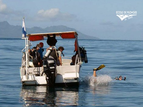 Ecole Plongee Tahiti - SSI Deep Diving - (2 Days) | Specialties | eDivingPass