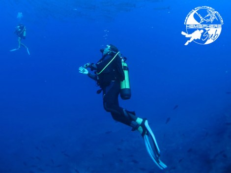 HemisphereSub Raiatea - PADI Advanced Open Water Diver - (3 Jours) | Certifications | eDivingPass