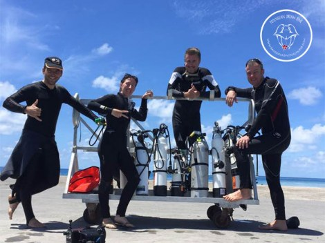 Rangiroa Diving Center - PADI Enriched Air Diver - (1 Day) | Tek Courses | eDivingPass