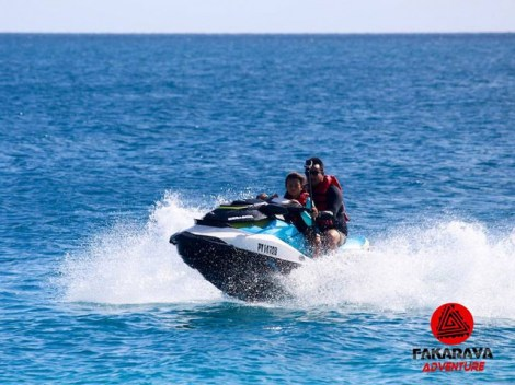 Fakarava Adventure -  jet-ski atv boat trip | Beyond Diving | eDivingPass
