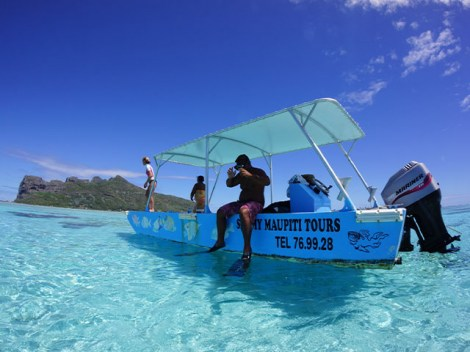 Sammy Maupiti Tours - Excursions | Activities | eDivingPass