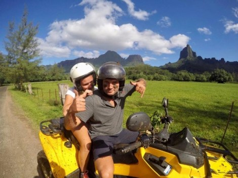 Top Jet & Quad Moorea - jet atv | Activities | eDivingPass