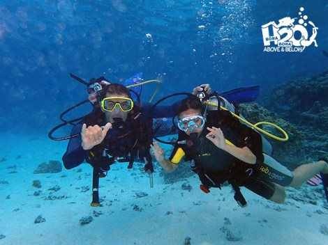 H2O Bora-Bora - PRIVATE Fun Dives | Private Dives | eDivingPass