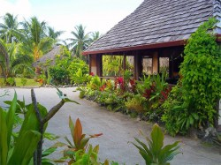 Fare Pae'ao - Guest House | Lodging | eDivingPass