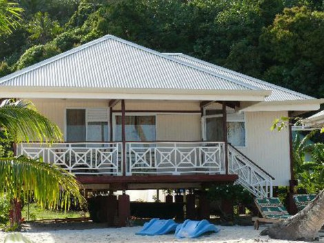 Maupiti Residence - Guest House | Lodging | eDivingPass