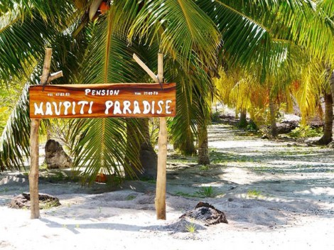 Pension Maupiti Paradise - Guest House | Lodging | eDivingPass
