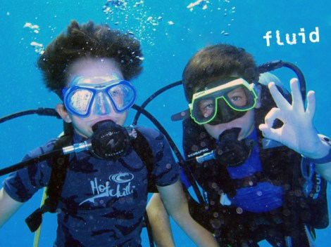 Fluid Tahiti - SSI Open Water Diver Junior - (6 Days) | SSI Certifications | eDivingPass