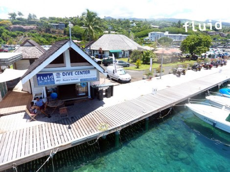 Fluid Tahiti - FFESSM/CMAS Level1 - (3 Days) | FFESSM/CMAS | eDivingPass
