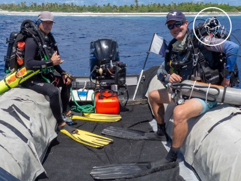 Rangiroa Diving Center - TDI Trimix - Normoxique (2 Days) | TDI | eDivingPass