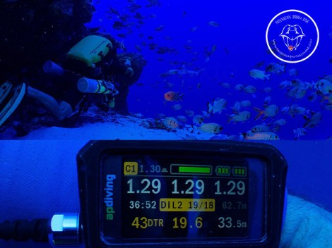Rangiroa Diving Center - TDI Advanced Trimix - Hypoxique (2 Jours) | TDI | eDivingPass