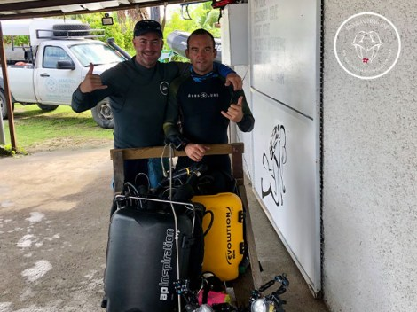 Rangiroa Diving Center - TDI Nitrox Blender - (1 Day) | TDI | eDivingPass