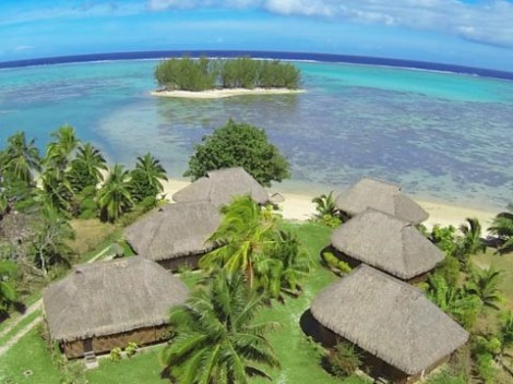 Fare Miti Moorea - Bungalows | Beyond Diving | eDivingPass