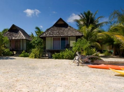 Pension Cécile - Pension | Rangiroa | eDivingPass